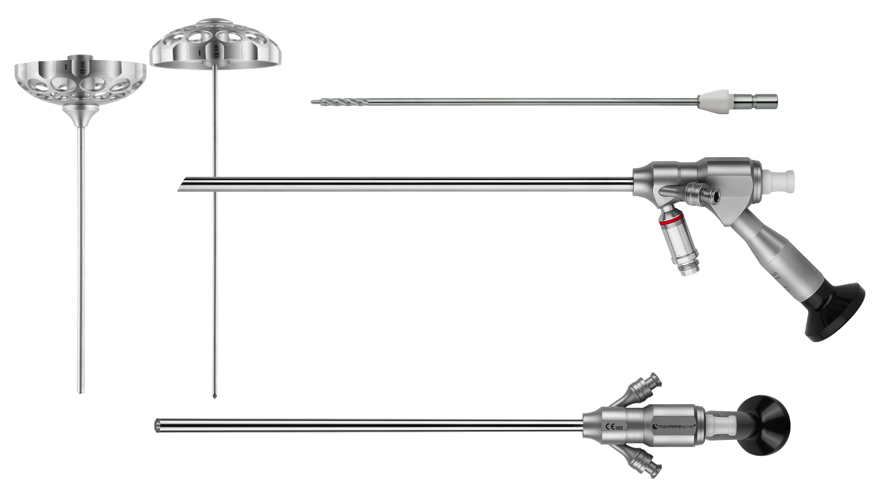 PTED Endoscopic System